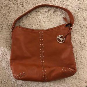 Michael Kors Studded Shoulder Bag